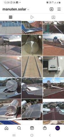 Prestação de serviços. Energia solar.  - Foto 3