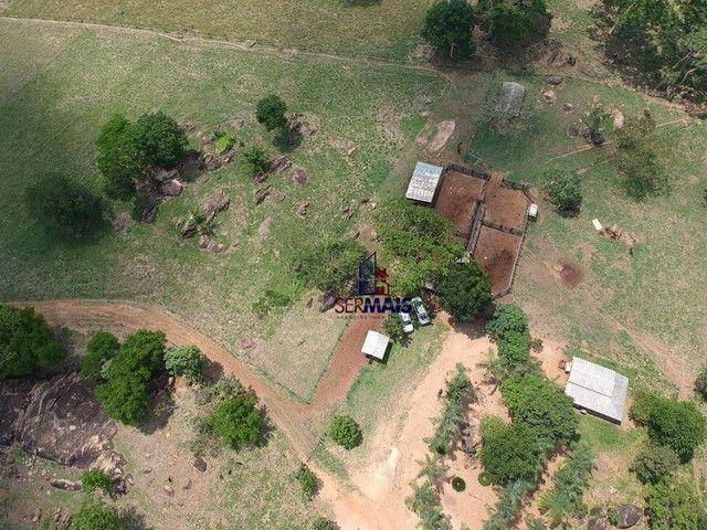 Sítio à venda com 32 alqueires por R$ 2.000.000 - Zona Rural - Presidente Médici/RO - Foto 5