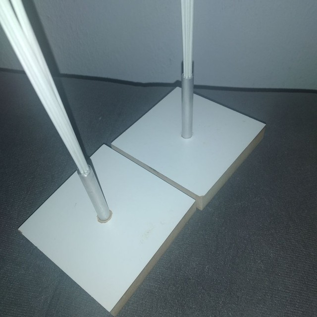 Suporte de bexiga para mesa - Foto 2