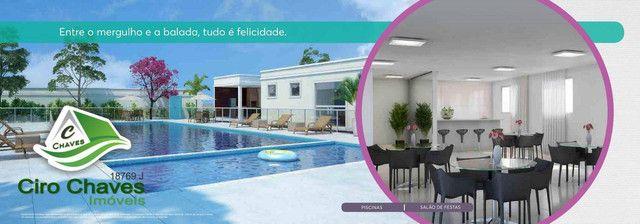Apartamento à venda, 40 m² por R$ 150.900,00 - Centro - Eusébio/CE - Foto 12