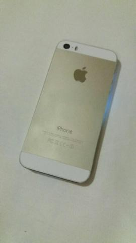 IPhone 5s Gold 32GB aceito troc