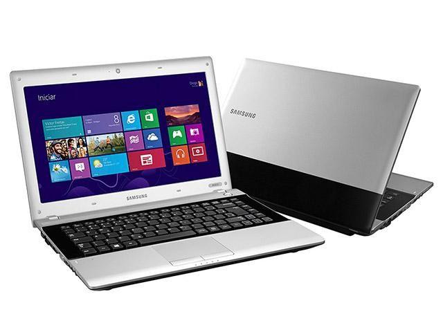 Notebook Samsung Rv415 Amd Dual E-300, 2gb, 160gb - Seminovo
