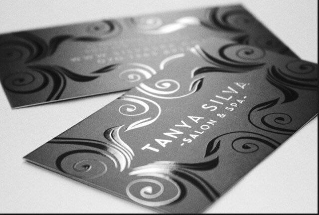 Arte + Impressão de Cartões de Visita