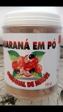 Guaraná Em Pó de Maués 150g - R$ 18,00 -Promoção