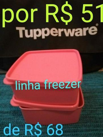 Tupperware pronta entrega