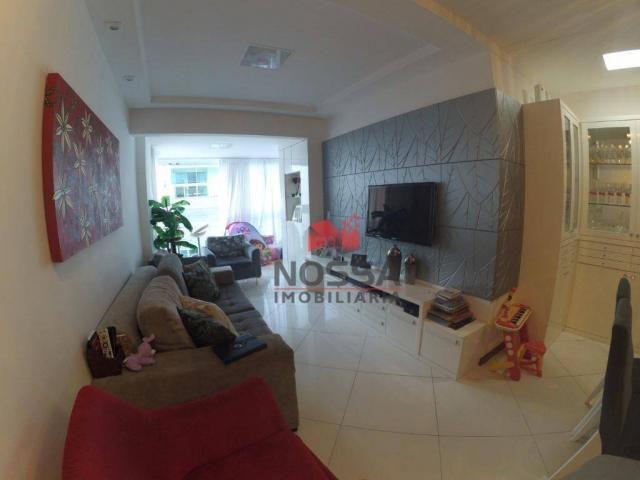 Apartamento 3 quartos em Jardim Camburi com 4 vagas, montado e decorado - Foto 2