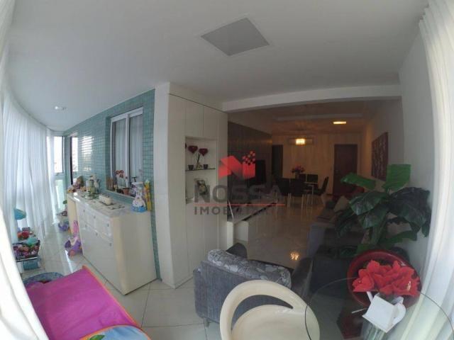 Apartamento 3 quartos em Jardim Camburi com 4 vagas, montado e decorado - Foto 4