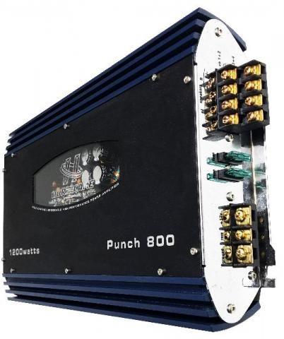 Módulo amplificador Hurricane 1200w