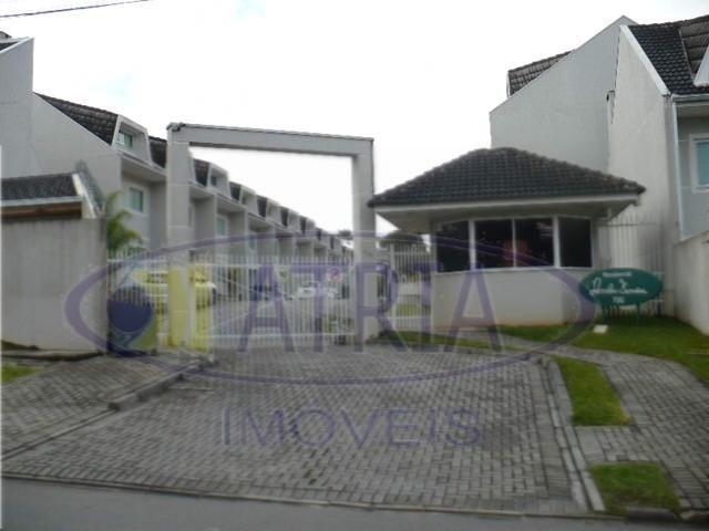 Casa à venda com 3 dormitórios em Santa candida, Curitiba cod:77002.783