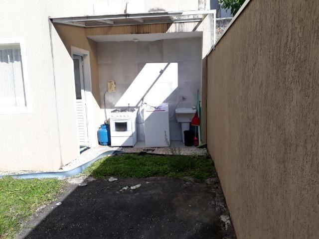 Sobrado em condomínio fechado com 120 m² de área construída + espaço externo - Foto 11