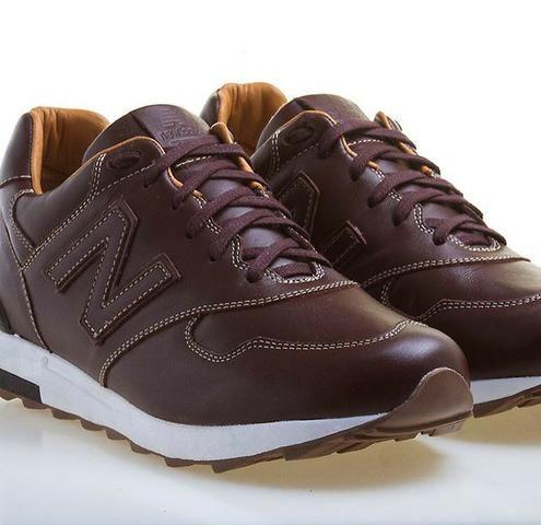 0e856d080e5 New Balance 1400 Couro Top de Linha Lançamento - Roupas e calçados ...
