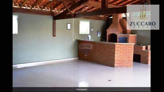 Apartamento com 2 dormitórios à venda, 54 m² por r$ 285.000,00 - vila sirena - guarulhos/s - Foto 14
