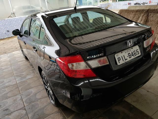 Honda Civic Lxr ano:2016 completasso carro novo - Foto 7