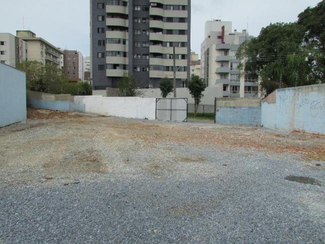Terreno para alugar, 536 m² por r$ 2.300/mês - juvevê - curitiba/pr - Foto 8