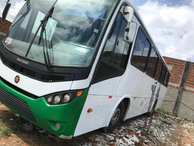 Ônibus motor dianteiro of 1418 - Foto 5