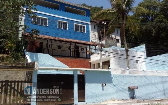 Casa Duplex no Recanto com 3 Qts, sendo 2 Suítes prox. A praia. - Foto 12