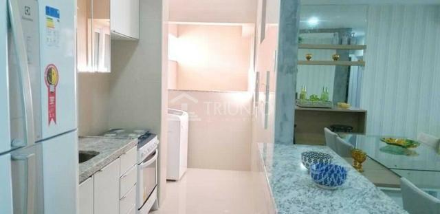 (MRA) Apartamento no Papicu, 78m², 3 Quartos, 2 Vagas, Green Garden da Idibra, Lançamento - Foto 4