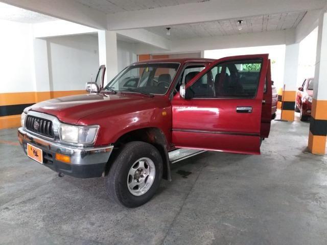 Hilux Cab.Dupla SRV 2002/2002 - Foto 3