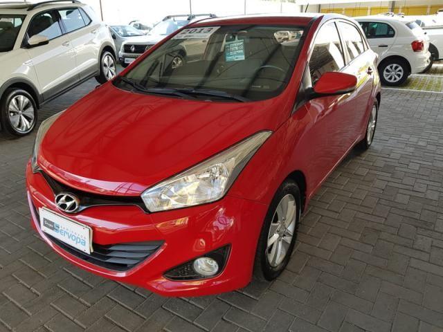Hyundai Hb20 Premium 1.6 2013 Flex