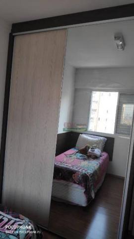 Venda de ocasião apto. mobiliado, 4 dorm, sendo 3 suítes, esplendor garden, 122 m² por r$  - Foto 20