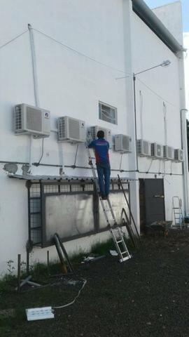 Instalação de split a partir de 150 reais - Foto 5