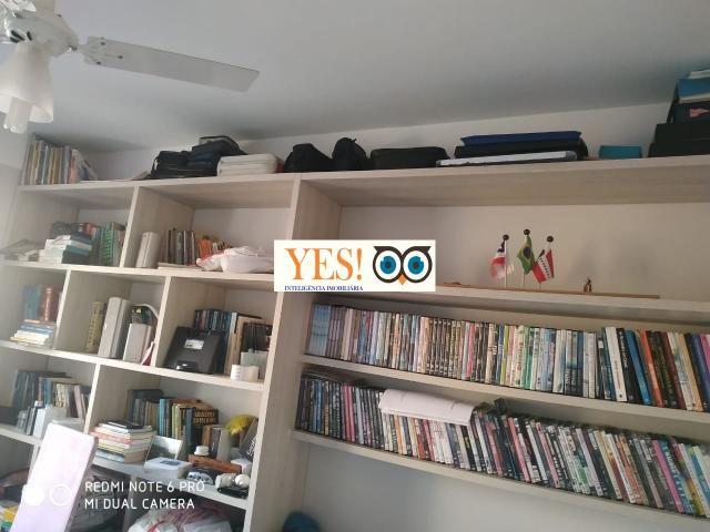 Apartamento mobiliado para locação, muchila, feira de santana, 3 dormitórios sendo 1 suíte - Foto 3