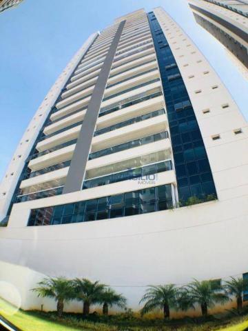 Apartamento com 3 suítes à venda, 117 m² por r$ 620.000 - jardim goiás - goiânia/go