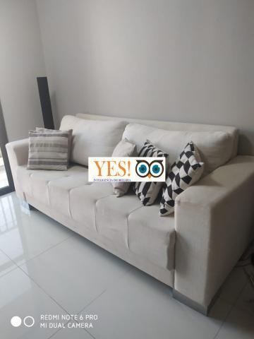 Apartamento mobiliado para locação, muchila, feira de santana, 3 dormitórios sendo 1 suíte - Foto 11