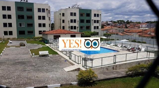 Apartamento residencial para venda, muchila, feira de santana, 3 dormitórios sendo 1 suíte - Foto 3