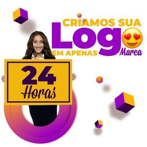 Sua logo em 24horas + Brinde