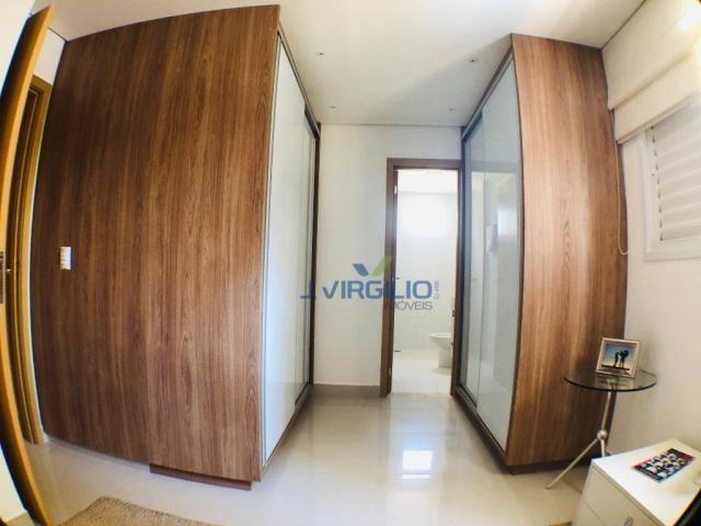 Apartamento com 3 suítes à venda, 117 m² por r$ 620.000 - jardim goiás - goiânia/go - Foto 15