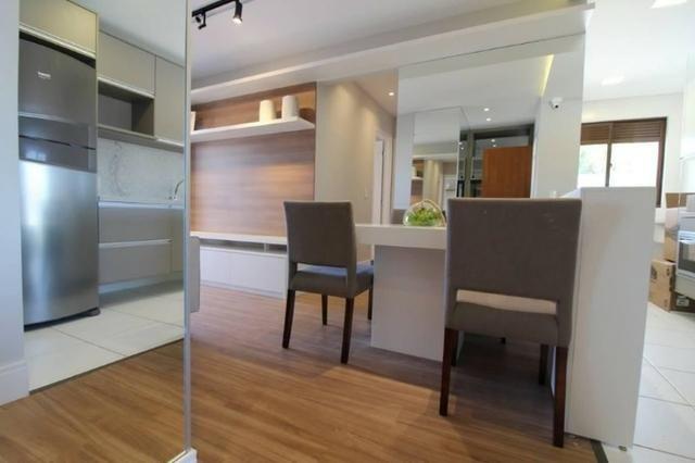 Apartamento em são josé sacada com churrasqueira entrada 100% parcelada - Foto 14
