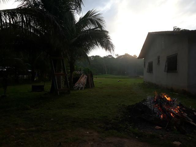 Sítio Casa Campo Marituba KM18, 800 metros da pista - Foto 6