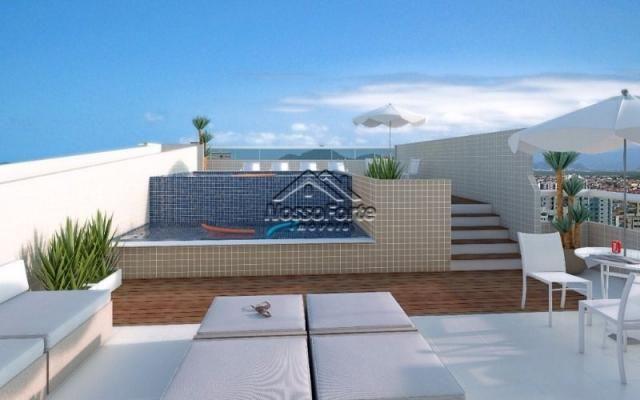 Lançamento Apartamento no Caiçara em Praia Grande - Foto 3