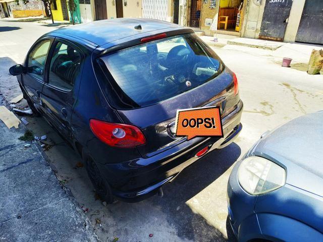 Peugeot 206 2006 - aceito propostas - Foto 2