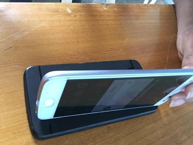 Vendo motoz prey ou troco por iPhone - Foto 2