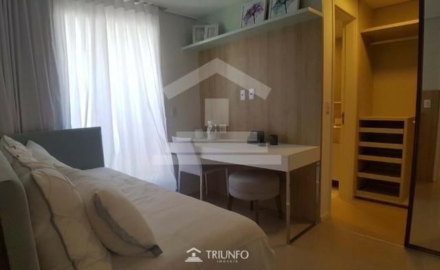 (DD12454) Apartamento a venda na Aldeota_Antonio Martins_126m²_Novo - Foto 9