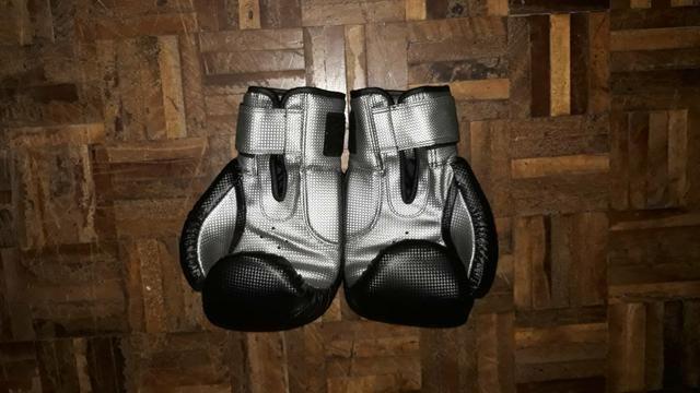 Luva de boxe profissional tam:14oz DE BARBADA