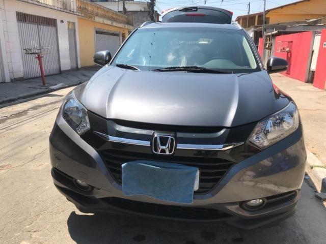 Honda HR-V 1.8 16v Flex EX 4P Automático 2018/2018