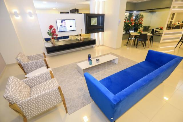 (JR) Apartamento 98m² No Cocó > Fino acabamento > 3 Quartos > Varanda Gourmet! - Foto 9