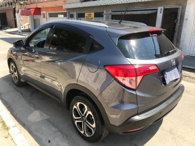 Honda HR-V 1.8 16v Flex EX 4P Automático 2018/2018 - Foto 5