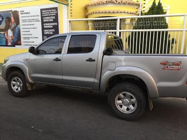 Toyota Hilux CD4x4 STD Ano 2015 - Foto 4