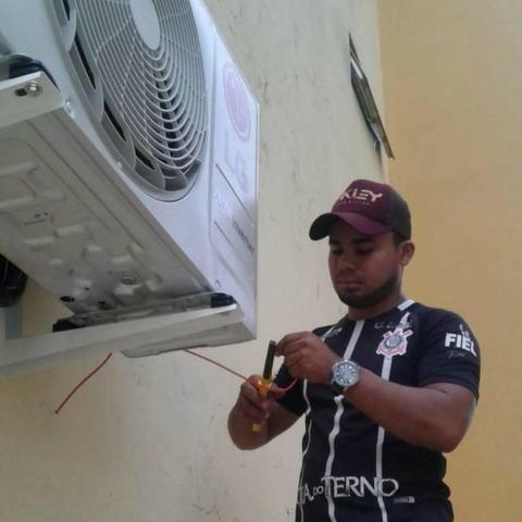 Instalação e Manutenção de Ar Condicionado Split e Janela - Foto 2