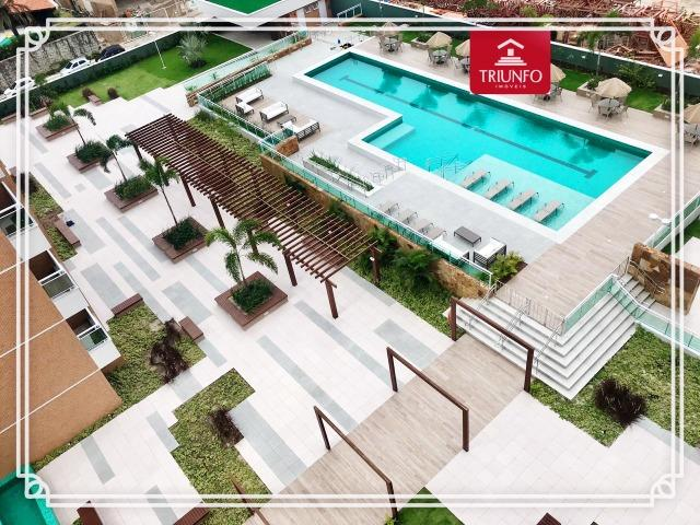 (JR) Apartamento a venda no Guararapes! 98m² > 3 Suítes > Fino acabamento > 2 Vagas!
