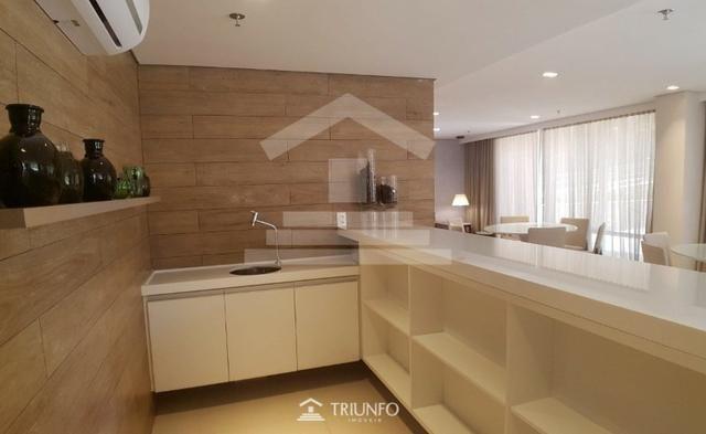 (DD12454) Apartamento a venda na Aldeota_Antonio Martins_126m²_Novo - Foto 14