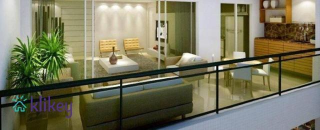 Apartamento à venda com 3 dormitórios em Meireles, Fortaleza cod:7987 - Foto 9