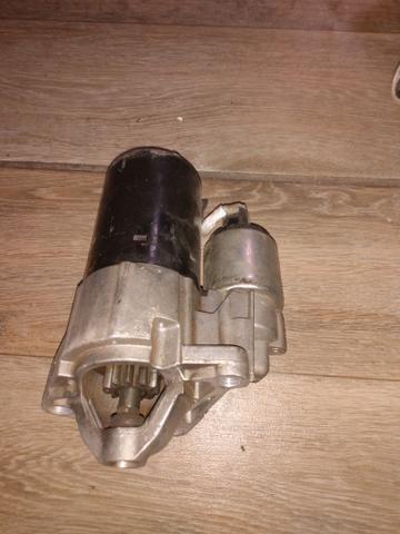 Motor de arranque Duster 2.0 2012