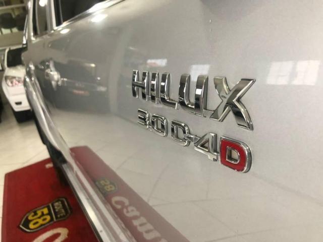 Toyota Hilux CD 4X4 SRV - Foto 6