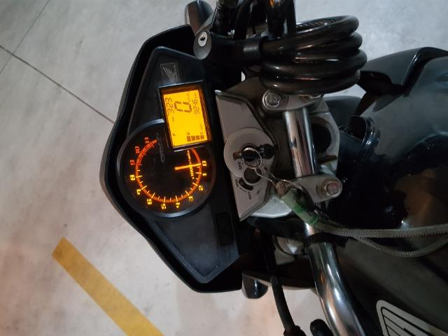 Vendo moto Honda CB300 Flex 2015 Preta