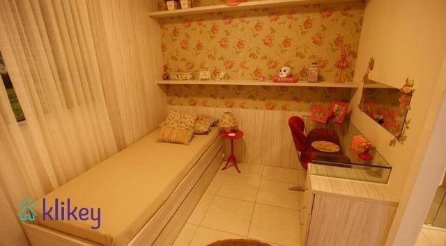 Apartamento à venda com 3 dormitórios em Presidente kennedy, Fortaleza cod:7855 - Foto 6
